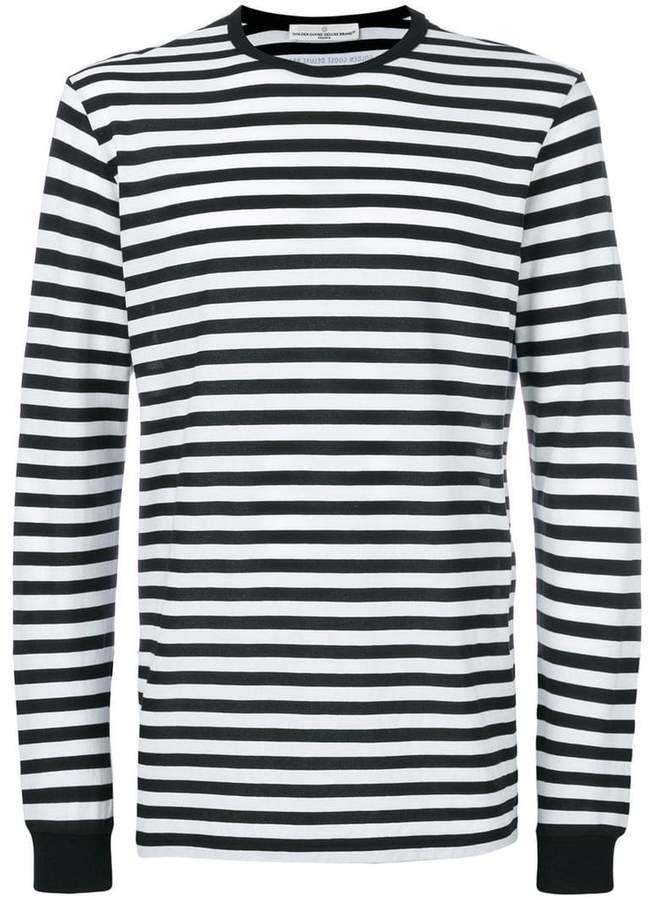 Golden Goose striped long sleeve T-shirt