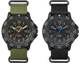 tactical watches shopstyle timex men s expedition gallatin nylon strap 24 hour tactical dial outdoor watch