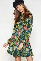 Nasty Gal All Hearts and Flowers Mini Dress