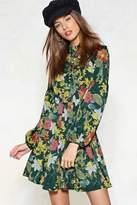 Nasty Gal nastygal All Hearts and Flowers Mini Dress