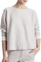 ATM Anthony Thomas Melillo Contrast Plated Pullover