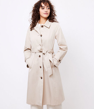 LOFT Swing Trench Coat