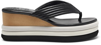 Vince Camuto Perseena Thong Wedge Sandal
