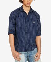 Denim & Supply Ralph Lauren Men's Geometric-Print Long-Sleeve Shirt