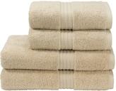 Christy Plush Towel - Fawn - Hand Towel