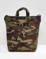 Vans Camo Ditch Day Tote