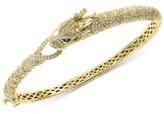 Effy Diamond Dragon Bangle Bracelet (1-3/4 ct. t.w.) in 14k Gold
