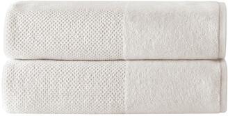 Enchante Home Set Of 2 Incanto Turkish Cotton Bath Sheets