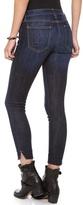 Current/Elliott The Side Slit Stiletto Jeans