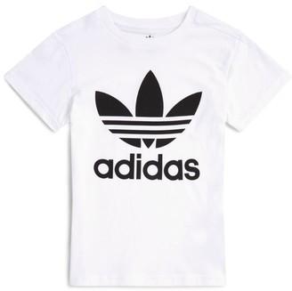adidas Kids Trefoil Logo T-Shirt