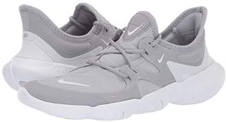 Nike Free RN 5.0 (Wolf Grey/White/Pure Platinum) Women's Running Shoes