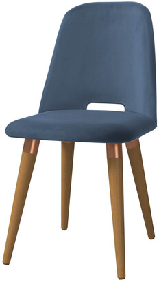 Manhattan Comfort Set Of 2 Selina Accent Chairs
