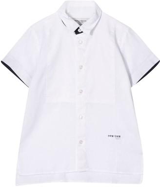 Paolo Pecora Kids Short-sleeved Shirt