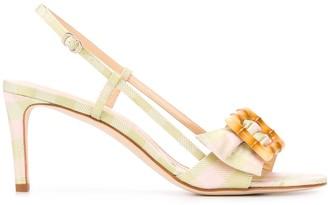 Chloe Gosselin Allie 70mm sandals