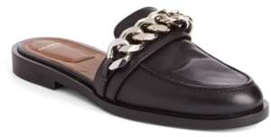 Givenchy Chain Strap Loafer Mule