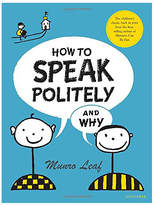 Marie Chantal Boys How to Speak Politely and Why