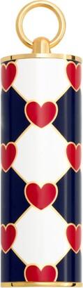 Carolina Herrera Herrera Heart Print Lipstick Cap
