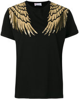 RED Valentino embroidered T-shirt