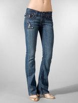 Jeans Janis Punk Custom in Ocean