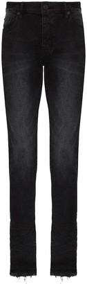 Purple Brand Faded Slim-Leg Jeans