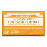 Dr. Bronner's Dr. Bronner Castile Bar Soap - Citrus