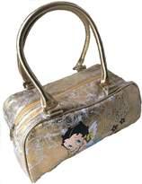Betty Boop 'Baby Boop' Soft Distressed Look Handbag