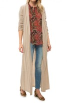 Madeleine Thompson Bellinda Long Ribbed Cardigan