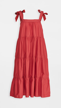 Nation Ltd. Amelia Tiered Dress