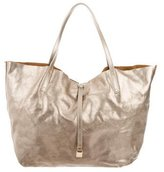 Tiffany & Co. Metallic Reversible Tote