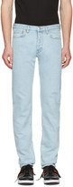 Paul Smith Blue Slim Jeans