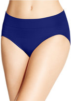 Warner's No Pinches No Problems Striped High-Cut Brief RT5501P