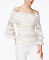Rachel Roy Off-The-Shoulder Top, Created for Macy's