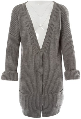 Roseanna Grey Wool Knitwear for Women