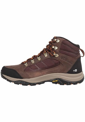 Columbia Men's 100mw Mid Outdry Hiking Boot