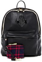 Madden-Girl Glitter Patch Mini Backpack