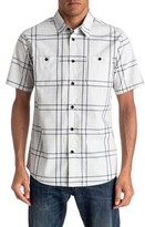 Quiksilver Men's Grandview Short Sleeve Sport Shirt