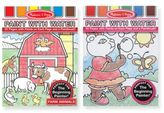 Melissa & Doug Paint with Water Bundle in Girl