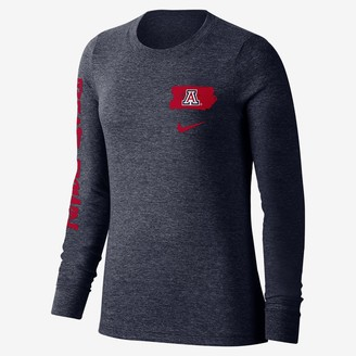 Nike Women's Long-Sleeve T-Shirt College (Arizona)