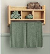 "Darby Home Co Allman 25"" W x 14"" H Bathroom Shelf"
