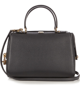 Dolce & Gabbana Dolce Bowling grained-leather tote