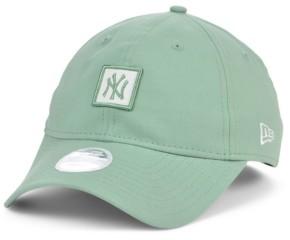 New Era New York Yankees Women's Mini Patch 9TWENTY Cap