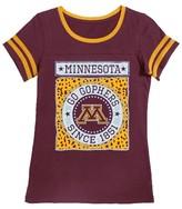 NCAA Minnesota Golden Gophers Girls Foil T-Shirt
