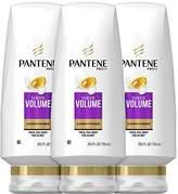 Pantene Sheer Volume Dream Care Conditioner 24 fl oz(Pack of 3)