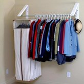 Arrow Hanger AH3X12 Clothes Storage System