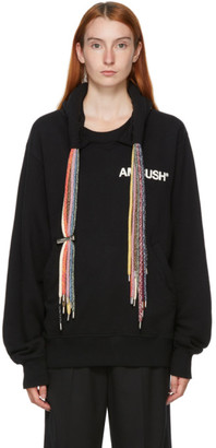 Ambush SSENSE Exclusive Black Multi Cord Hoodie