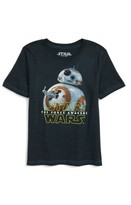JEM Toddler Boy's Star Wars(TM) Flame Up Graphic T-Shirt