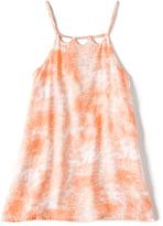 Tori Praver Swimwear Keiki Kora Dress in Coral. - size L (also in M,S)