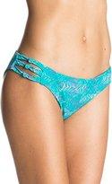 Roxy Women's Dreamin' Florida Knotted 70's Bikini Bottom