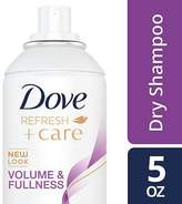 Dove Refresh + Care Dry Shampoo Volume & Fullness