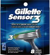 Gillette Sensor3 Disposable Razor 8 Count